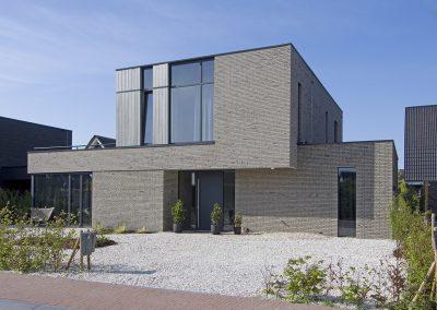aluminium kozijnen moderne architectuur