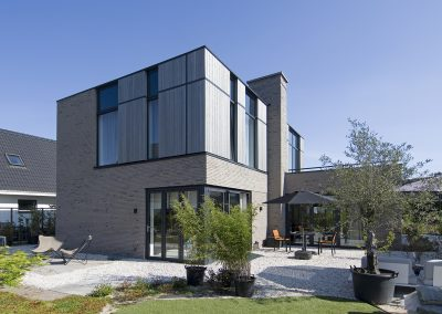 modern woonhuis architect
